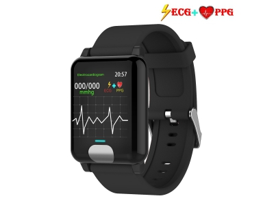 E04 Waterproof Smart Watches ECG PPG Blood Pressure Measurement Fitness Tracker Gps Smartwatch Bracelet Heart Rate For IOS phone